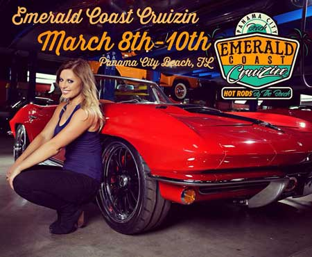Autobody News On Twitter Emerald Coast Cruizin Car Show Features - Panama city beach car show 2018