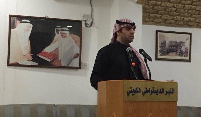 عضو مجلس إدارة جمعية المحامين عدنان أبل من ندوة