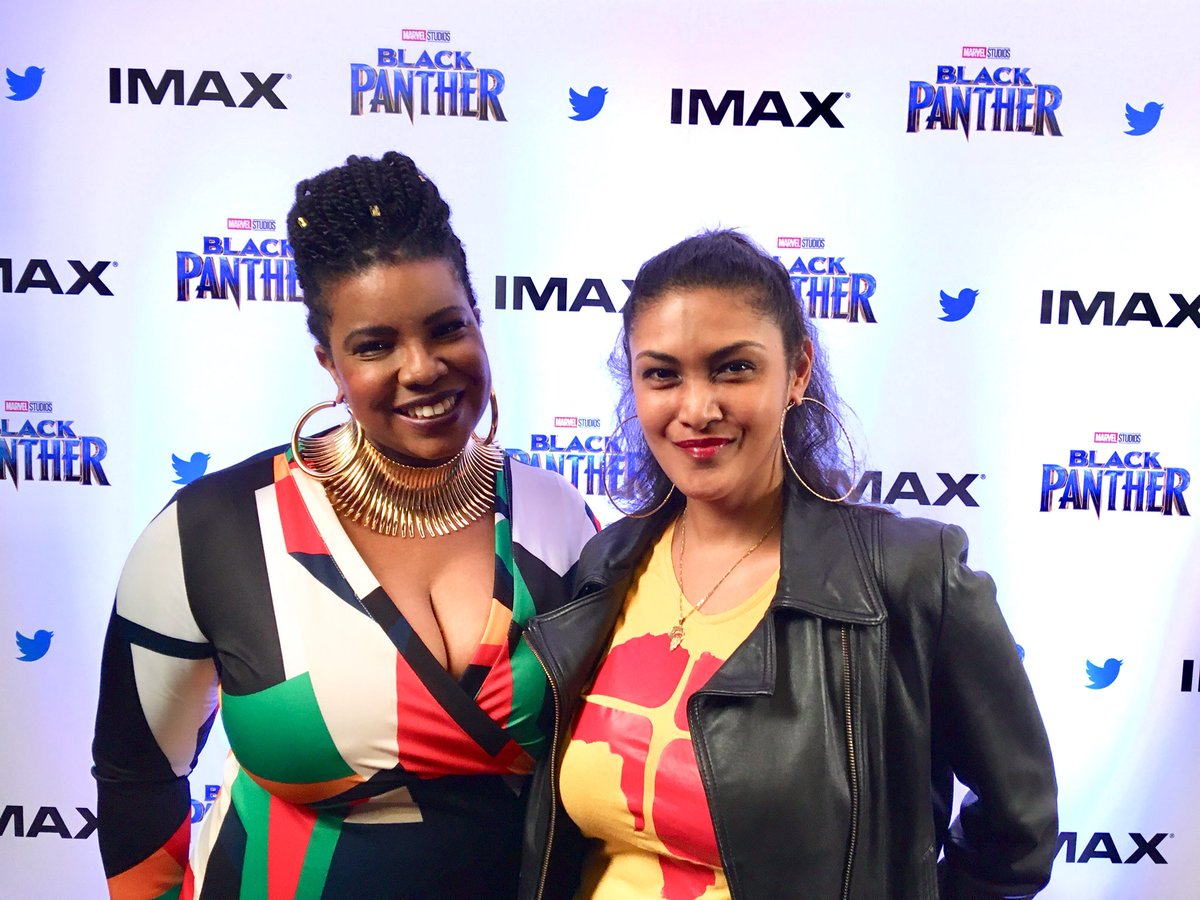 Marvel's 'Black Panther' created black history this weekend