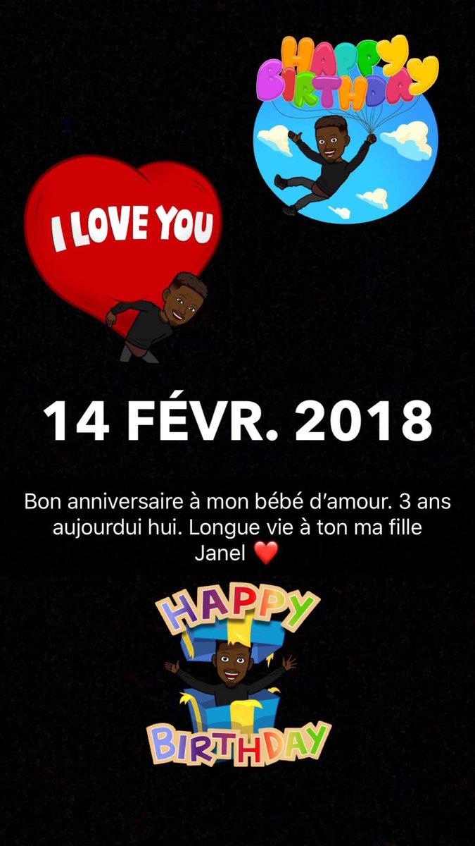 Rahavi Kifoueti On Twitter Bon Anniversaire Ma Vie