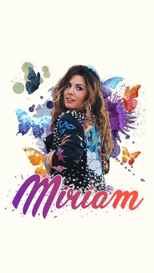 Miriam 💜 #OTDirecto13F #OT2017   • A ped...