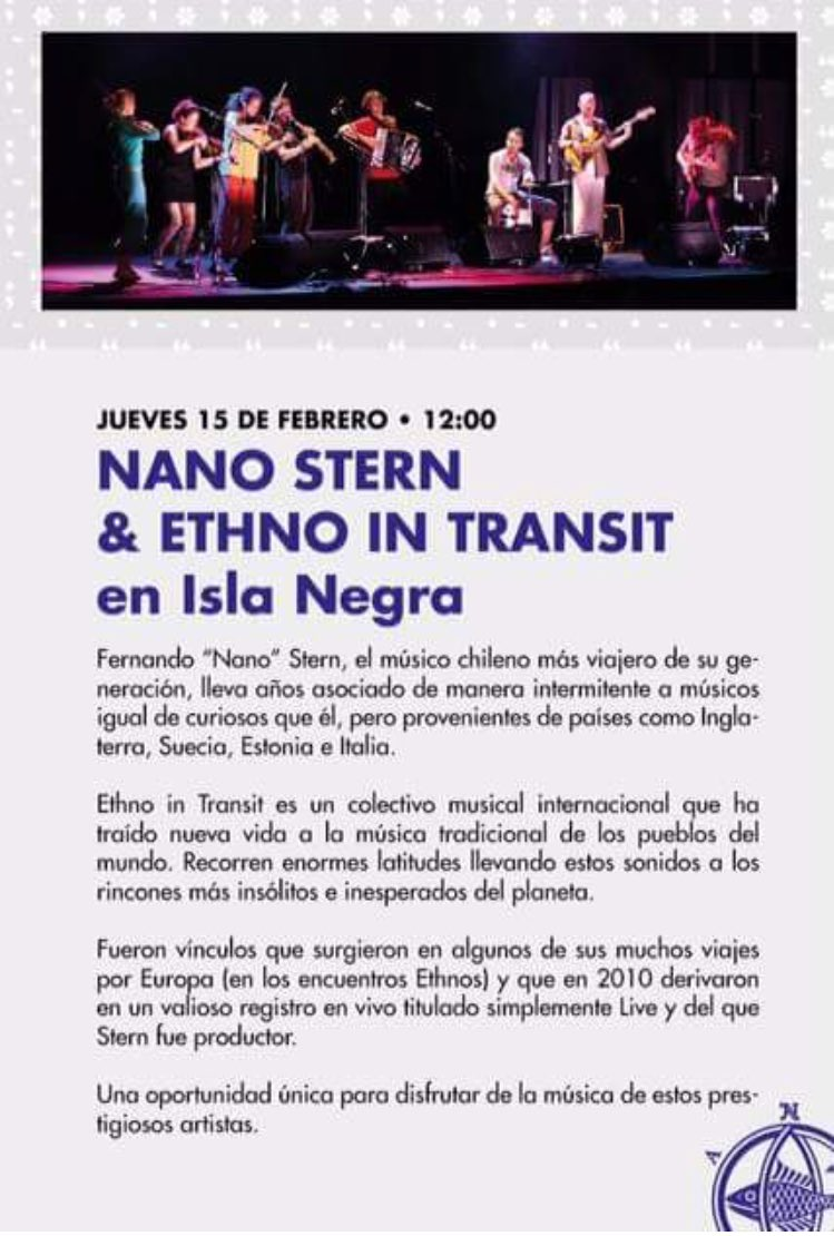 Nano Stern's photo on Central
