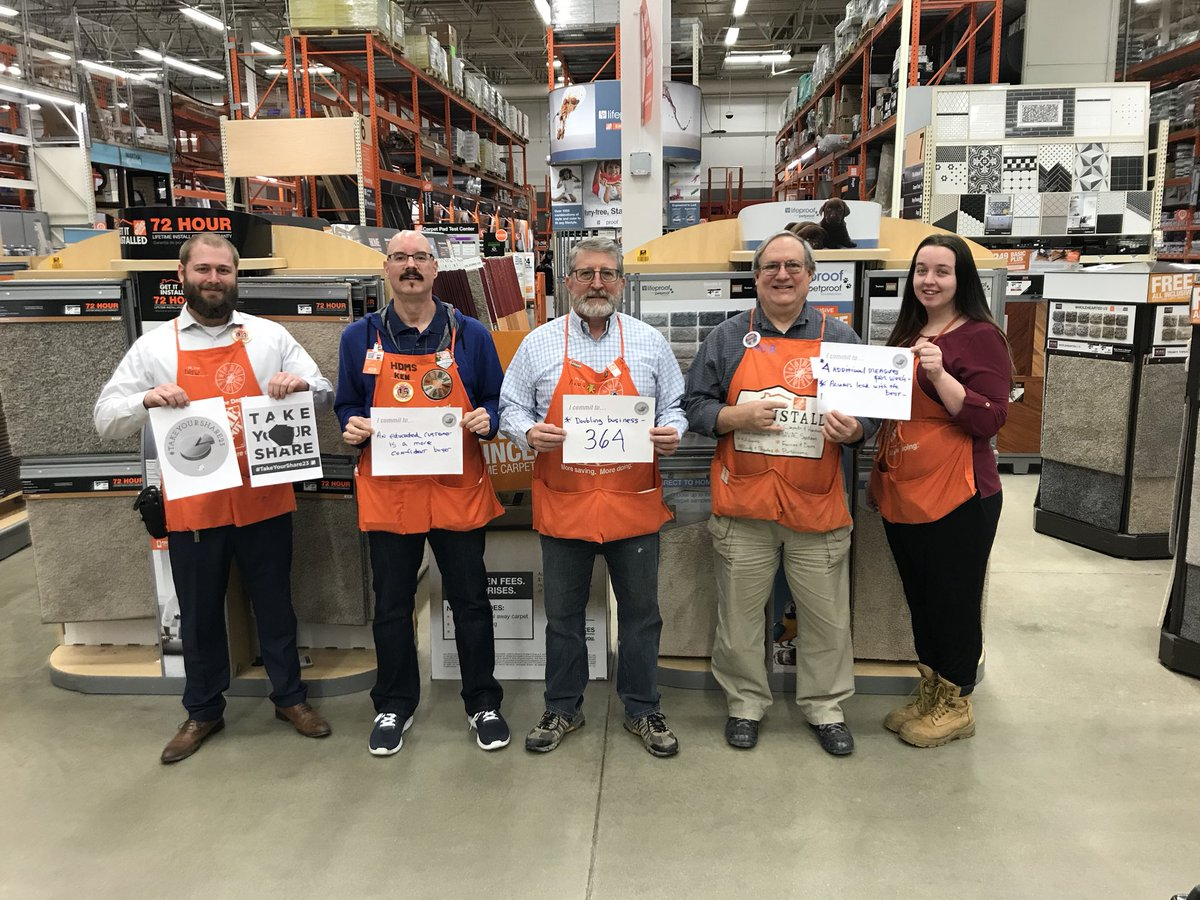 Dave Hronchek On Twitter 1926 Is Ready For Business Great To See Hdms And Our Stores Partner Together And Meet Your Measure Tech Is Live And Well Thanks Chrisghdms And Riskebusinesshd Takeyourshare23