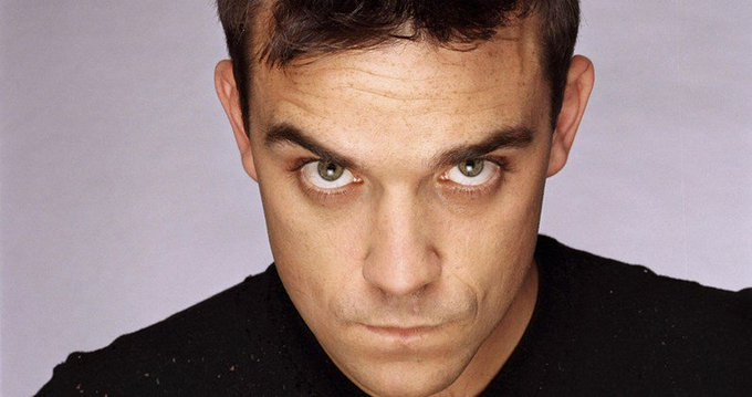 Happy Birthday to the very talented singer Robbie Williams!