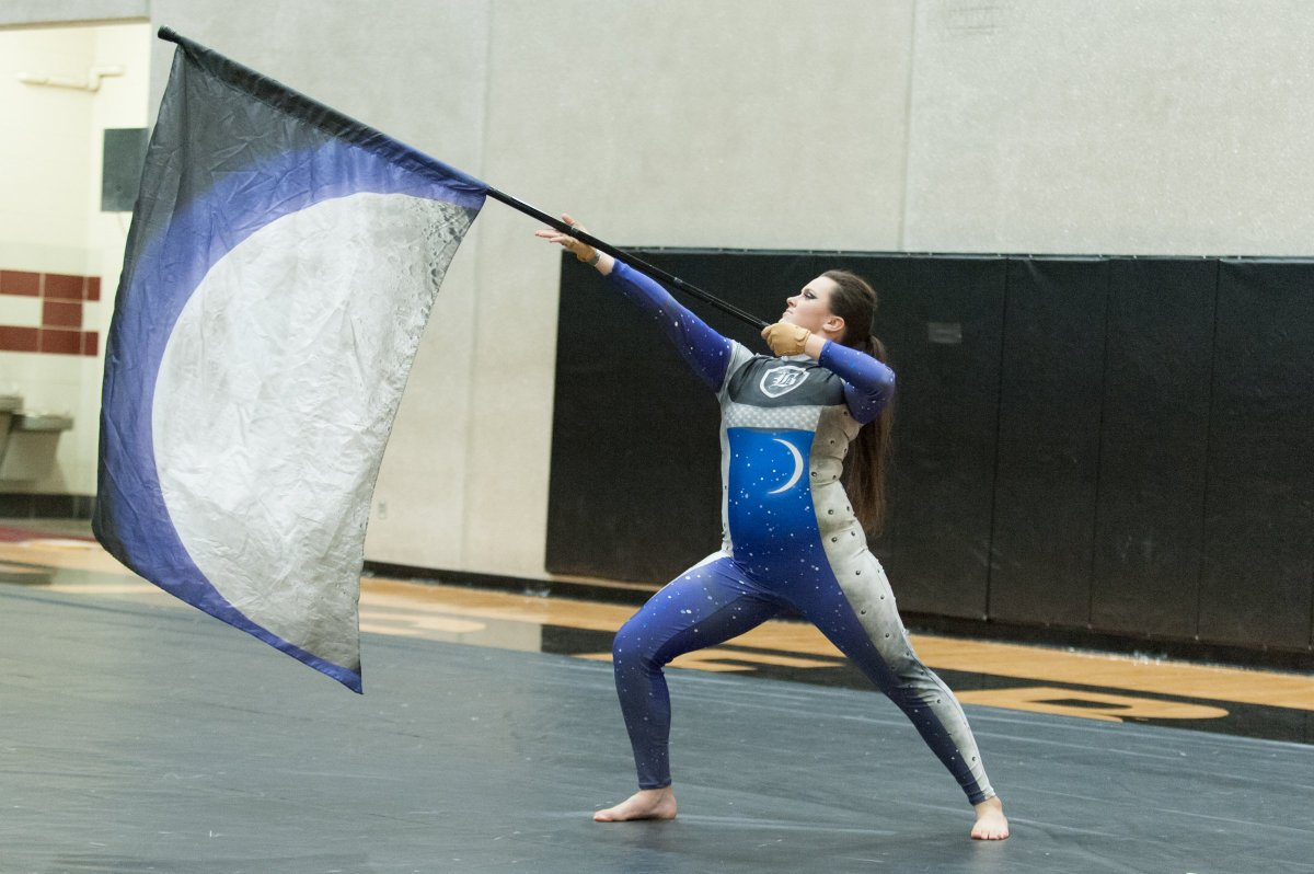 #InsteadOfBeadsThrow FLAGS, RIFLES, and SABRES! #wgi #wgi2018 #FatTuesday<br>http://pic.twitter.com/lqUc5gO7gz
