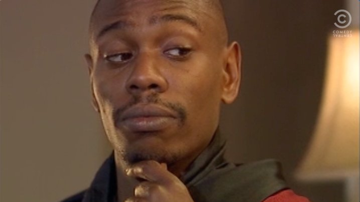 Let Dave Chappelle guide you on a journe...