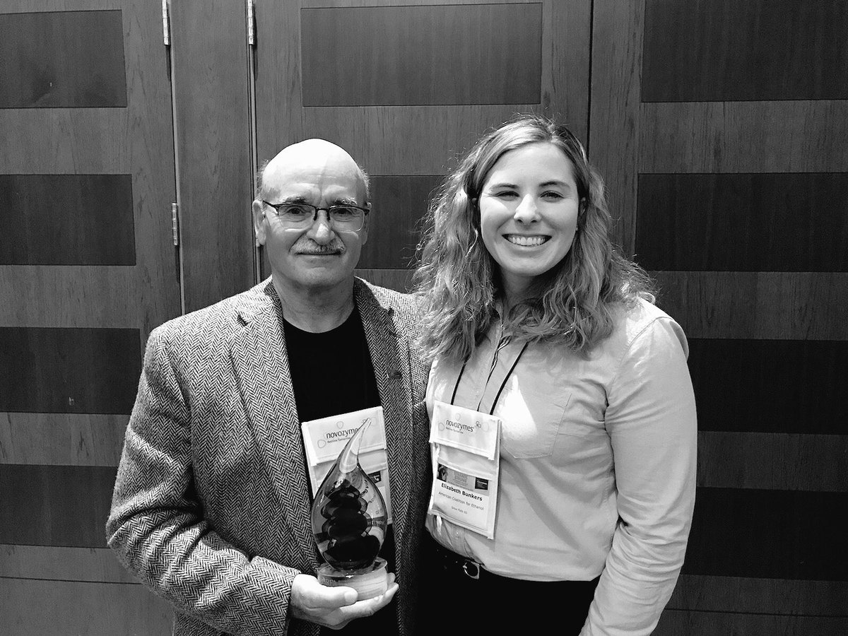 A very well deserved honor was given to my dear friend @ethaholic at the #RFANEC18 this morning. Congrats Ron! #PowerByPeople @ACEethanol<br>http://pic.twitter.com/wE8g5GbIIW