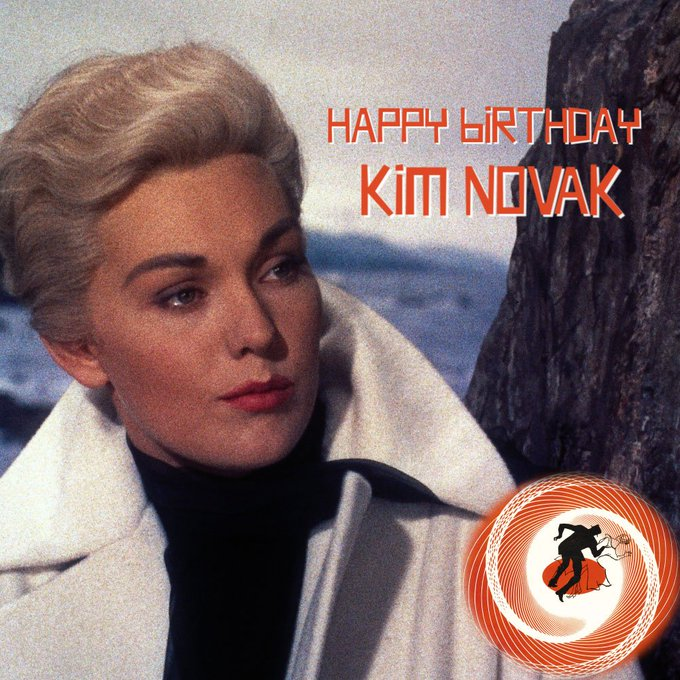 Happy Birthday, Kim Novak!