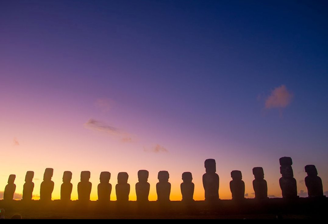 Were hoping to start offering services in Chile soon! Do you want to see Easter Island someday? #JourneyAnywhere #Chile #travel