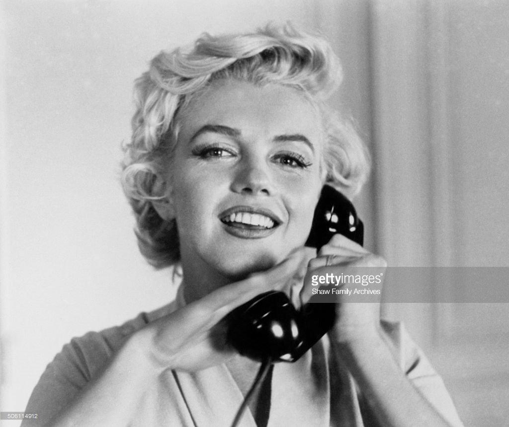 It's #InternetFriendsDay! #MarilynMonroe...