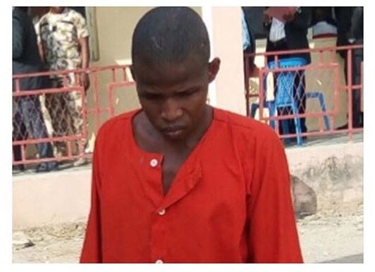 Abba Umar, a Kanuri from Borno state pleaded not guilty, he however vowed to return to Sambisa Forest if he is released to continue where he stopped.