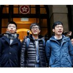 World Movement joins the international community in welcoming #HongKong's court decision to overturn the sentences of #UmbrellaMovement leaders @joshuawongcf , Alex Chow, and @nathanlawkc Read more about court's ruling https://t.co/PNswD91Y2K