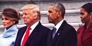 #FatTuesday 2 Presidents.... 1 tried to DESTROY this nation, the other is RESTORING her! RT if you THANK GOD EVERY SINGLE DAY that @realDonaldTrump is President of the United States, and NOT Barry or Hillary! 🙏🇺🇸 #TuesdayThoughts