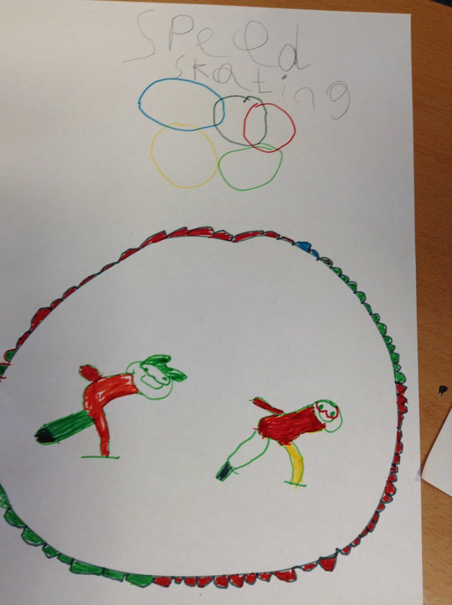 Year 2 have been researching the various sports at the Winter Olympics. We really enjoyed the opening ceremony. Go team GB! #WinterOlympics2018  @pyeongchang2018  @TeamGB   @RichLamPhoto