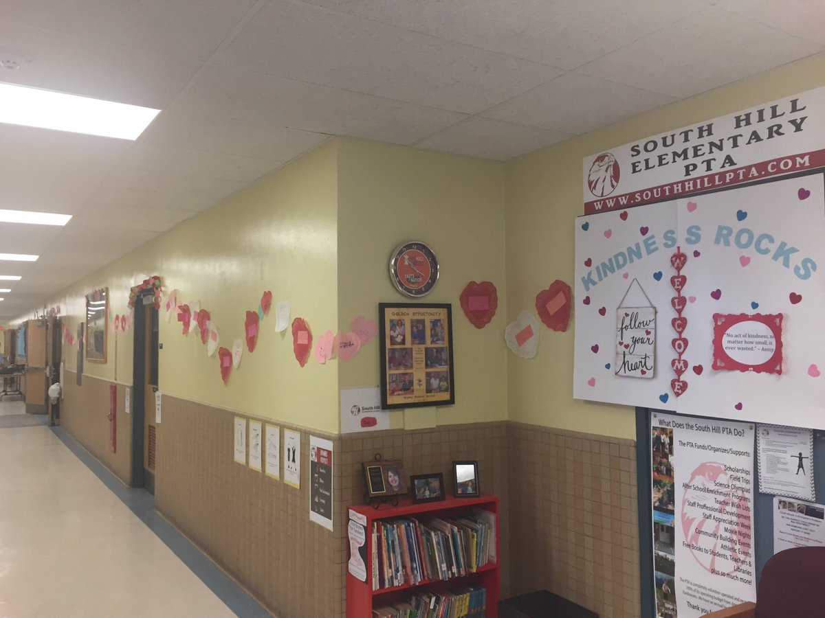 Happy kindness week. We are performing and documenting acts of kindness this week - 333 on the walls and counting!!