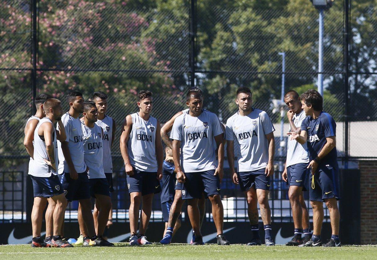 Emanuel Reynoso será de la partida ante Banfield — Boca Juniors