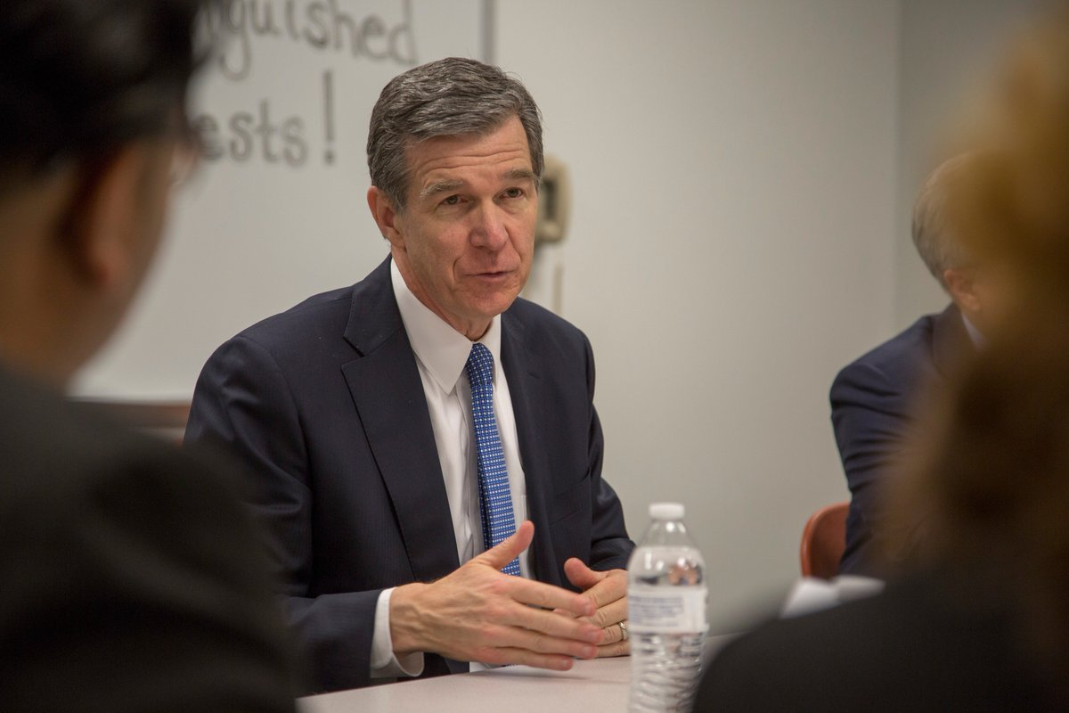 Governor Roy Cooper on Twitter: