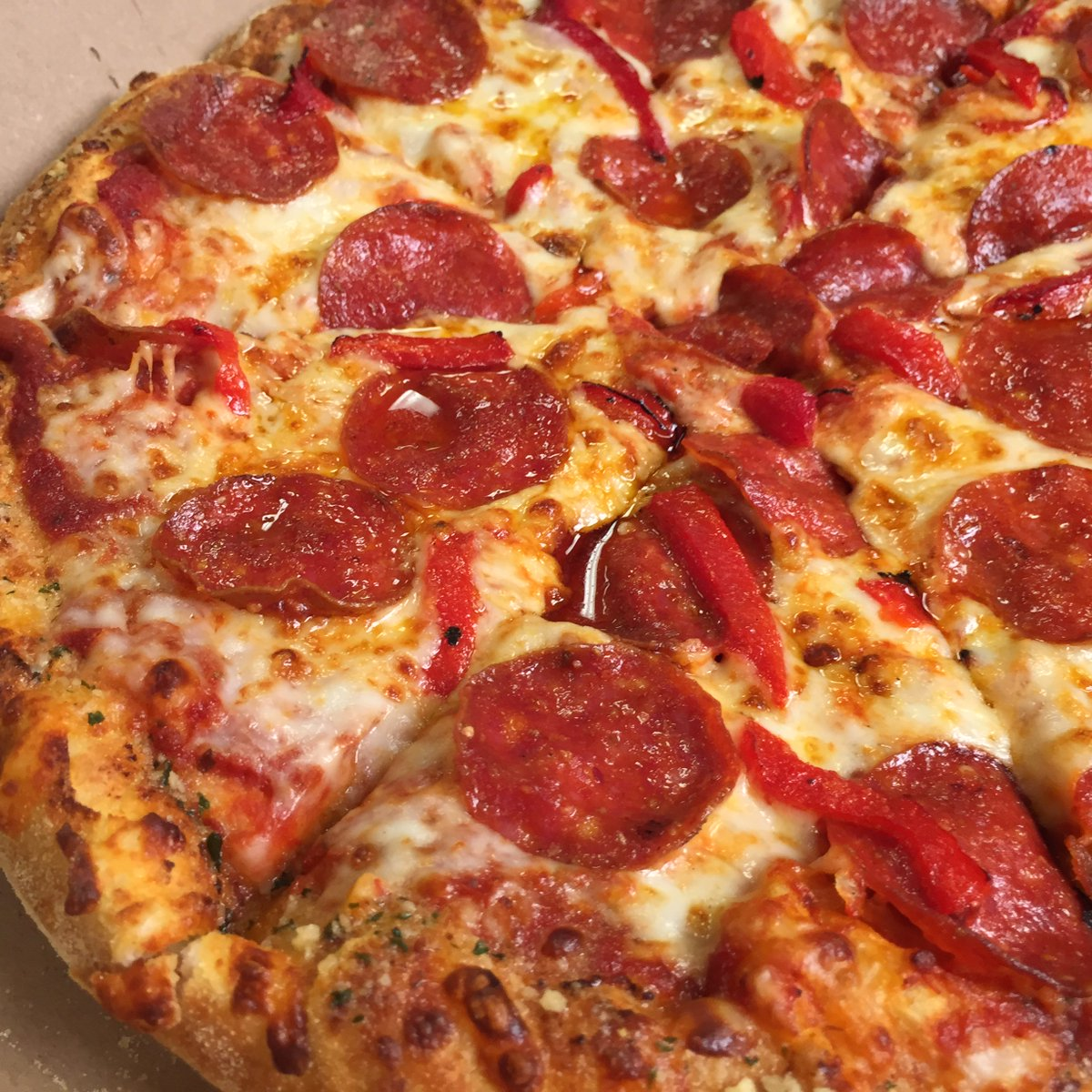 Domino S Pizza On Twitter Grab A Slice Of This Deal Large 2 Topping Pizzas For Just 5 99 Each When You Order Online Now Through 2 19 Carryout Only Https T Co Sghjq8razq