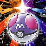 UPDATE: Als je vóór 30 januari 2018 Pokémon Ultra Sun en/of Ultra Moon geregistreerd hebt op Pokémon Global Link, kun je nu je downloadcode(s) voor een Master Ball ophalen. Meer info: https://t.co/NpZZJtHnVJ