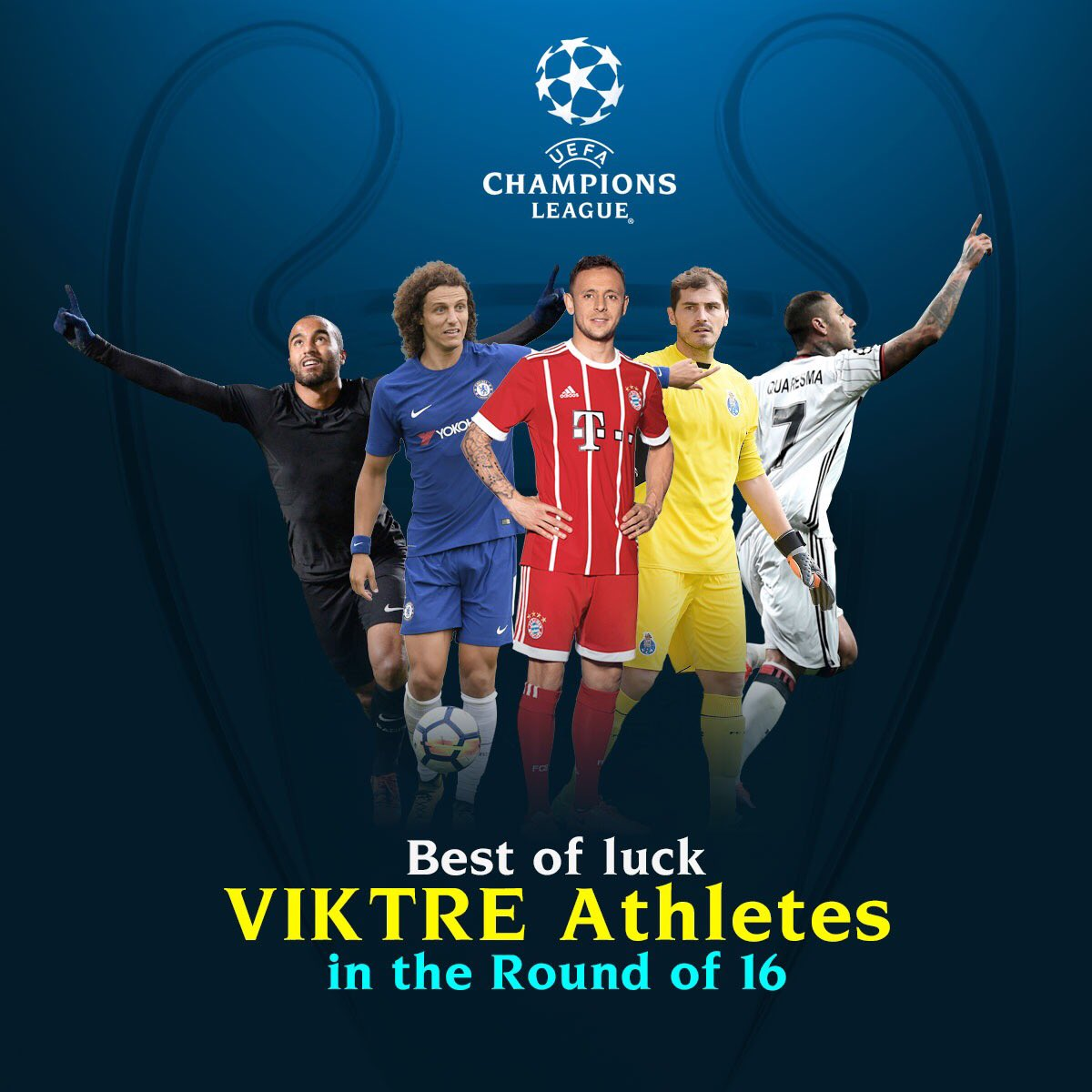 The UEFA Champions League is back. And w...