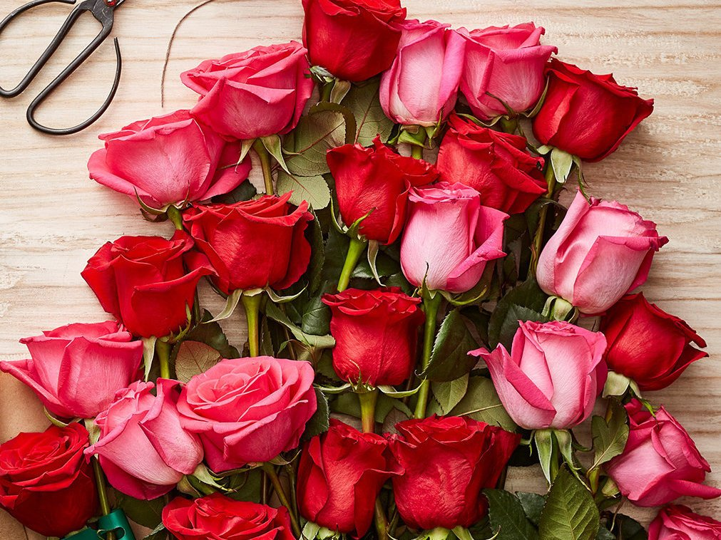 Valentines Day At Trader Rose >> Food Wine On Twitter The Best Valentine S Day Flower Deals From
