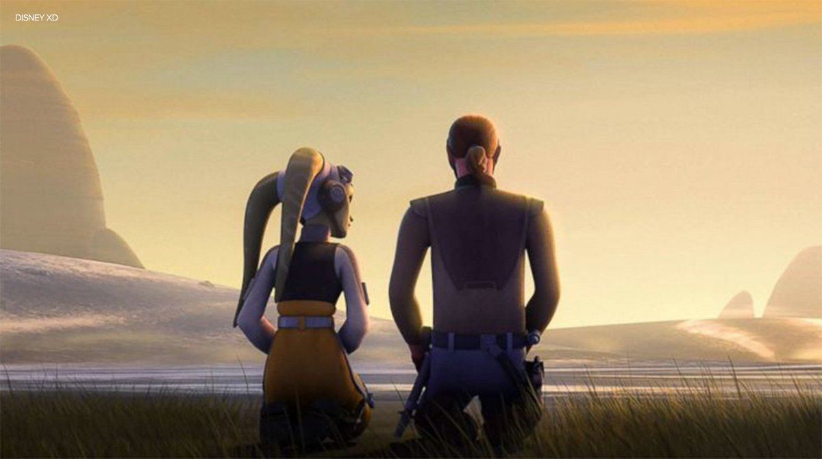 Exclusive @StarWars clip hints at major turning point for animated series Rebels abcn.ws/2EoXmkh