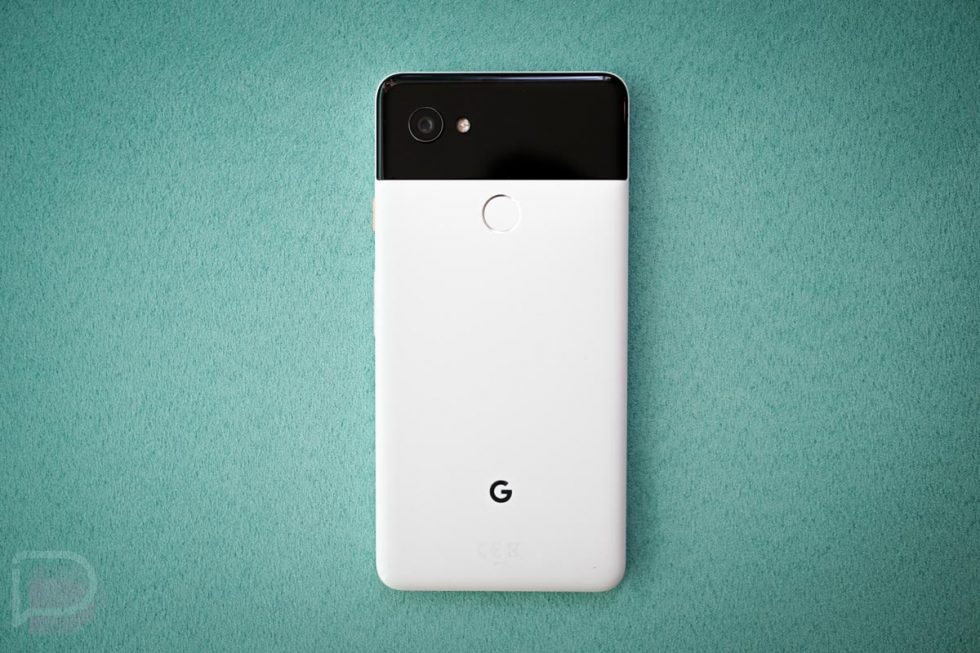 Google's Pixel 2 XL is My iPhone. https://t.co/M3xJVB8rs2...