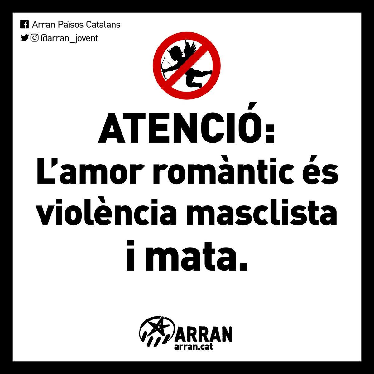 L'amor romàntic mata!!! #14F #ResACelebr...