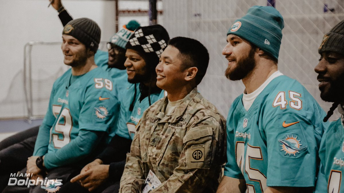 Miami dolphins on twitter autograph session and meet and greet miami dolphins on twitter autograph session and meet and greet with our troops in europe m4hsunfo
