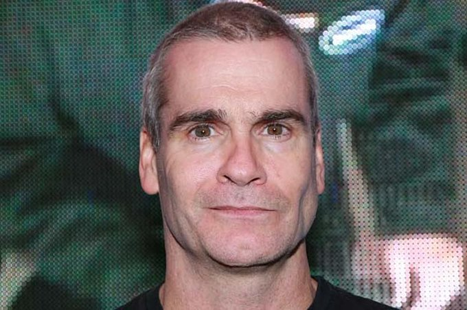 Happy birthday to Henry Rollins, a working man\s hero.