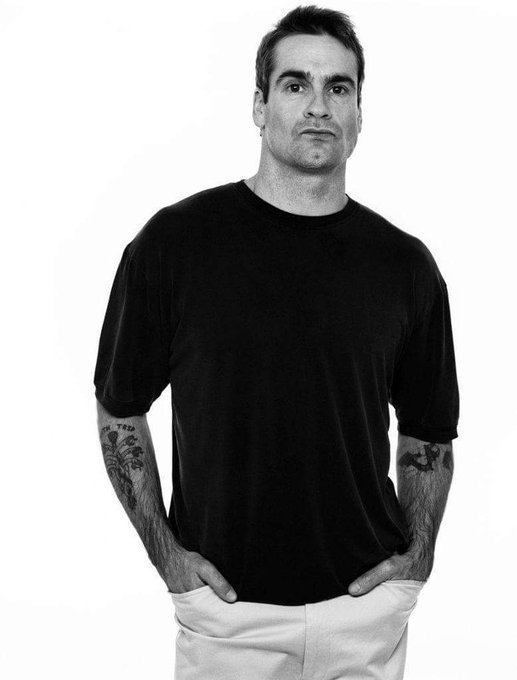 Happy Birthday to Henry Rollins who turns 57 today!