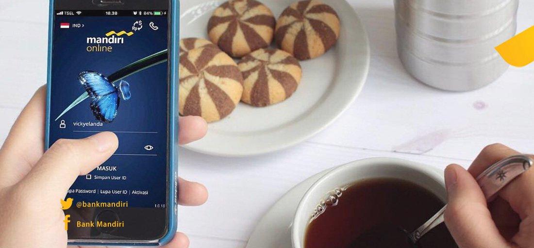 Bank Mandiri Sur Twitter Jika Kamu Adalah Nasabah Bankmandiri Pengguna Layanan Telkomsel Segera Daftar Sms Banking Aktifkan Layanan Notifikasi Sms Daftar Mandiri Online Serta Tingkatkan Transaksi Di Channel E Banking Untuk Memenangkan