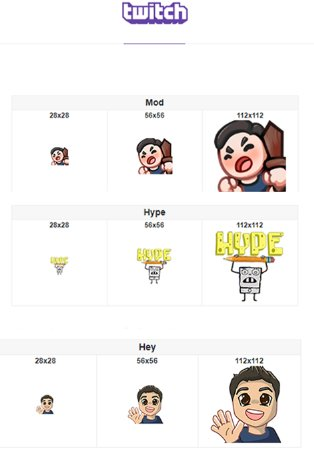 My emotes got approved 🤟🏼 https://t.co/r...