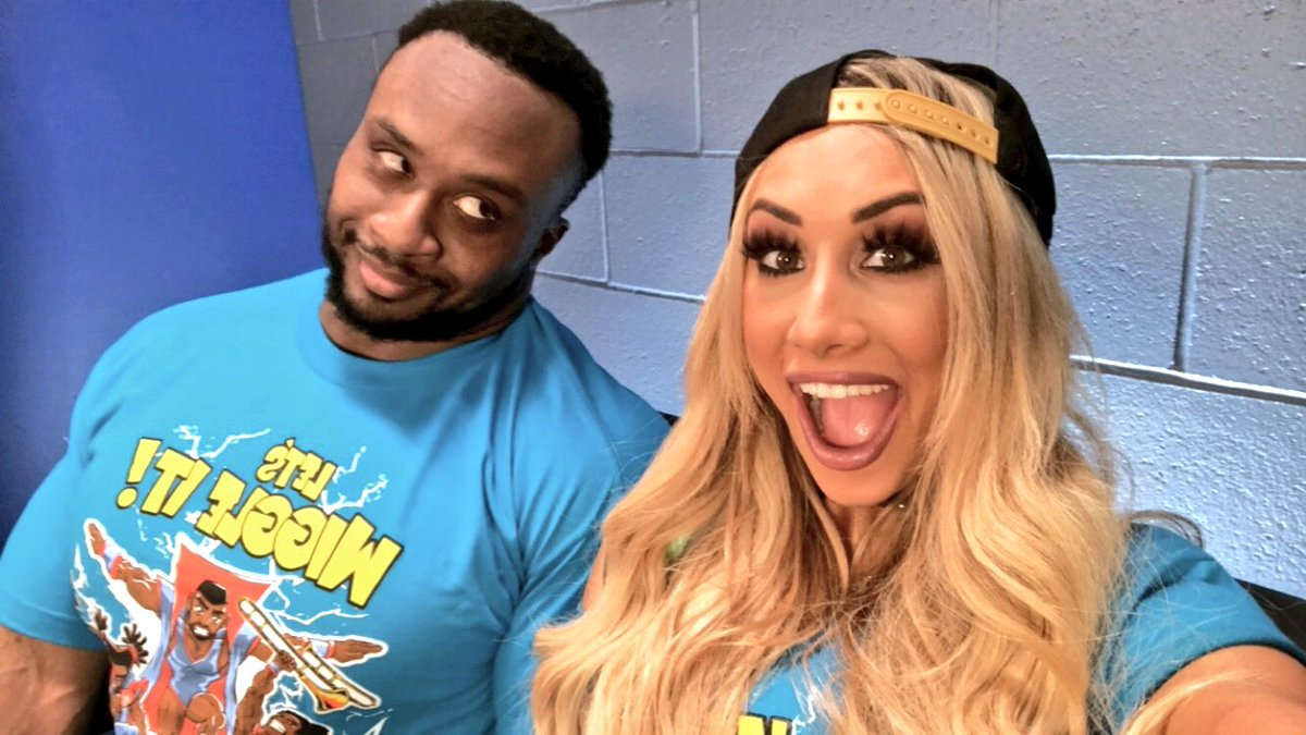 .@WWEBigE and I will be commenting LIVE on the #WWEMMC Facebook page... comment along with us!