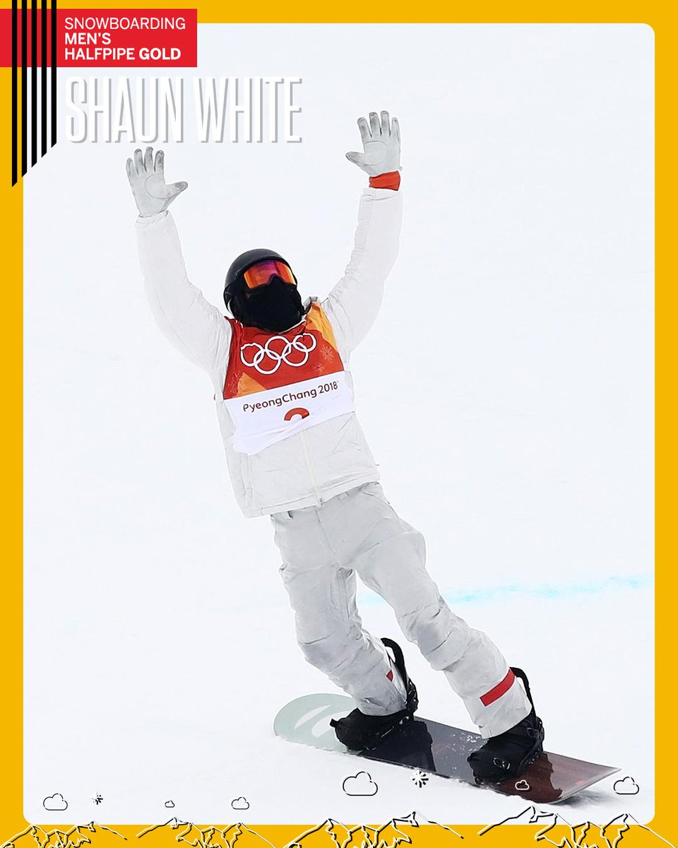 shaun white gold medal run