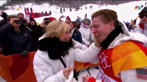 All of the feels. #WinterOlympics #BestO...