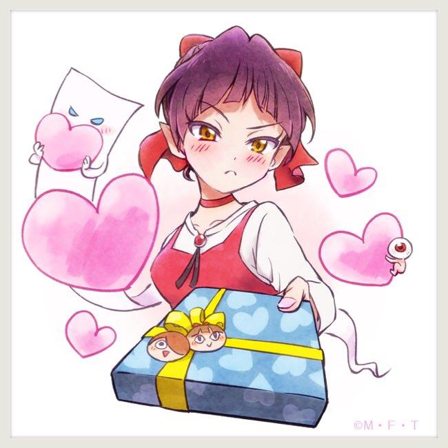 新番組「ゲゲゲの鬼太郎」4/1スタート's photo on #ハッピーバレンタイン