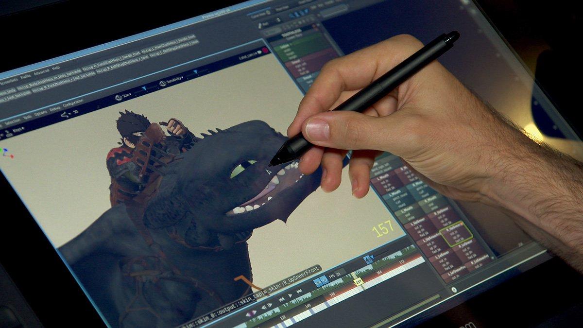 【アカデミー科学技術賞を受賞】CGアニメをインタラクティブに操作、ドリームワークスのアニメ制作プラットフォーム Premo