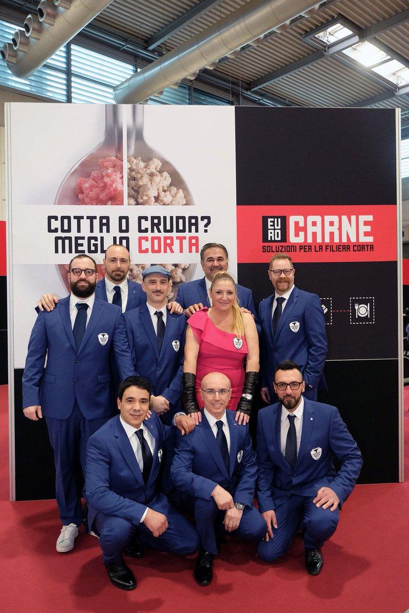 @EurocarneVerona , la fiera dei macellai italiani, la fiera della filiera delle carni Made in Italy --> https://t.co/iKWFAMqm4o #Eurocarne2018 #Veronafiere #FilieraCorta #FilieraColta https://t.co/lu5FXWcvgn