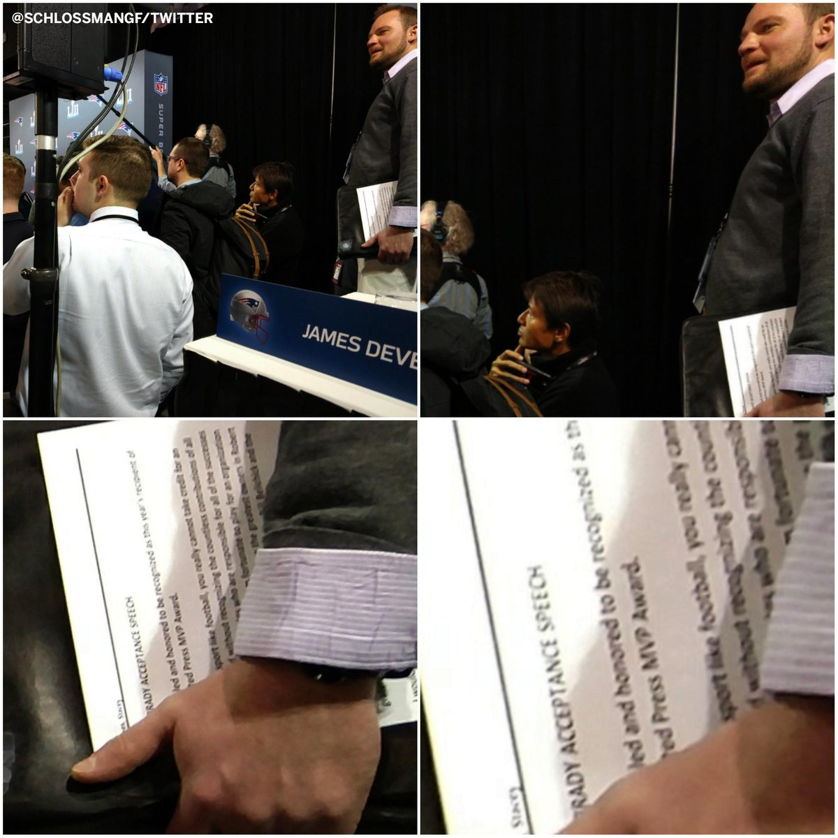 Image result for Tom Brady Has An Acceptance Speech For MVP Award He Hasn't Won Yet