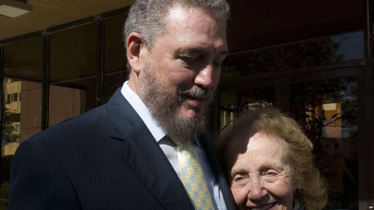 Se suicida en Cuba hijo mayor de Fidel C...