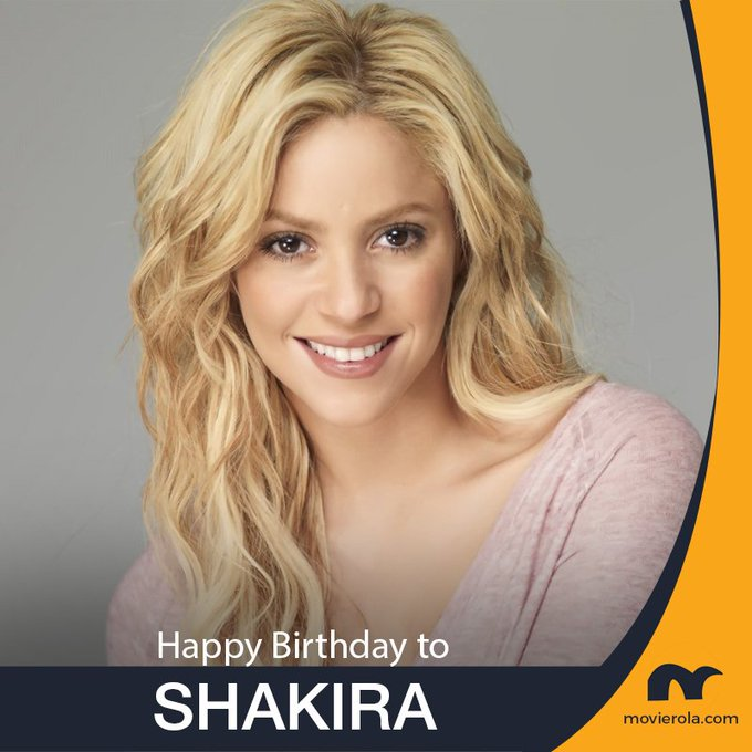 Happy Birthday to Hollywood Pop Singer .