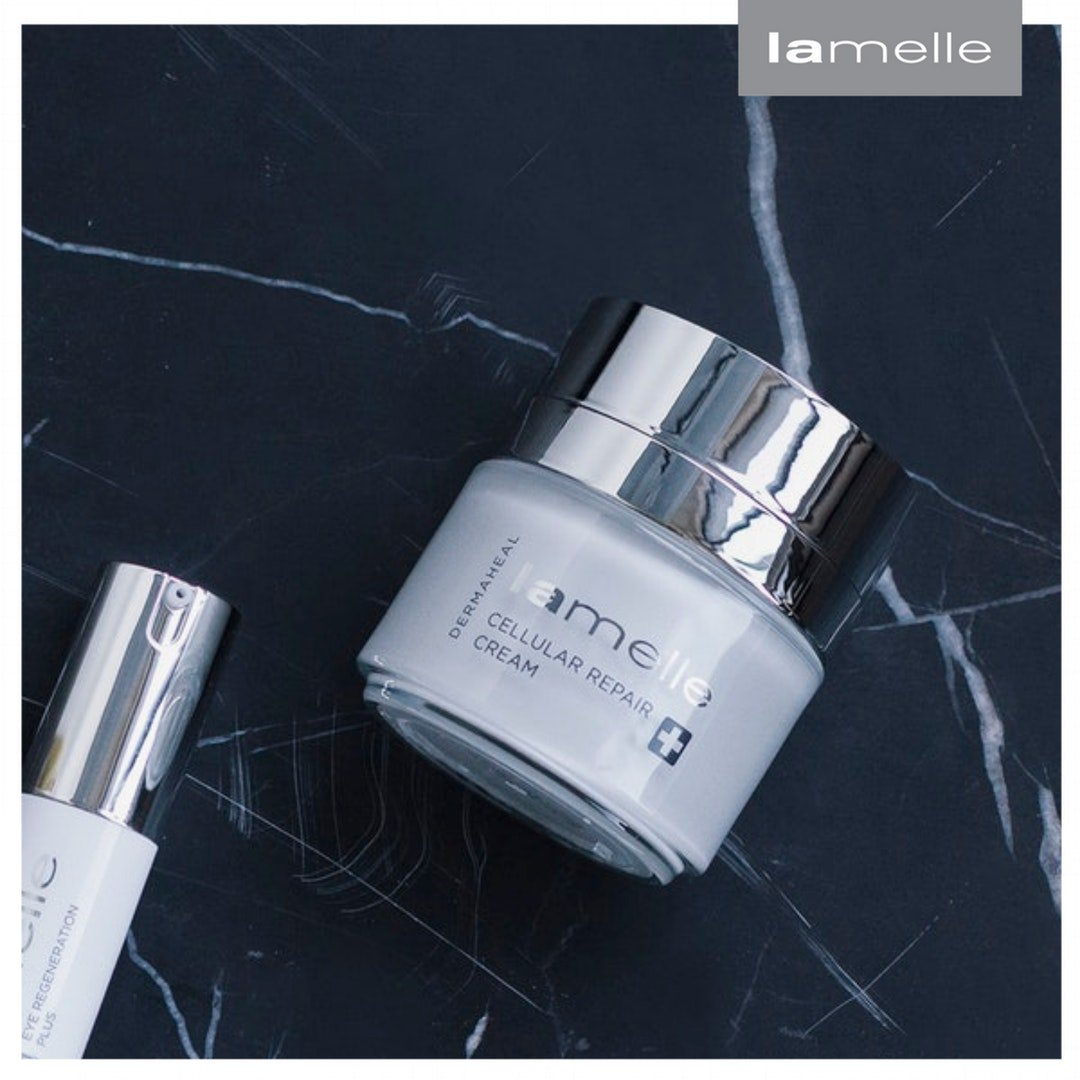 Did you know Dermaheal address all 3 process of the causes of ageing? #Inflamageing #Lamelle