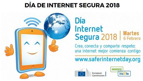 Resultado de imagen de dia internet segura 2018 educacyl