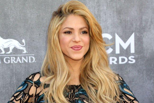 Happy 41st birthday to Shakira today!