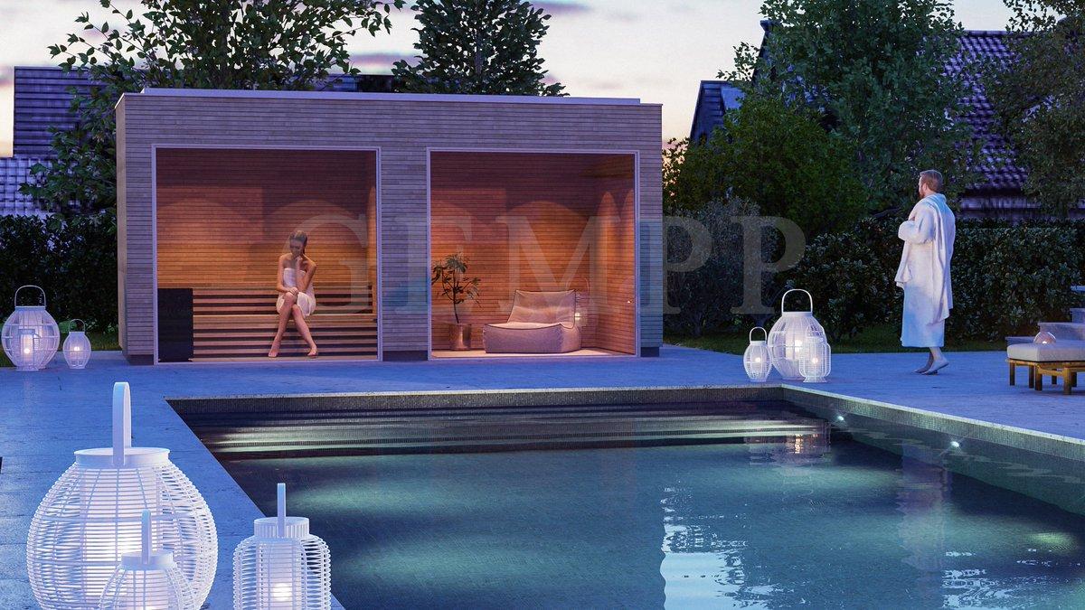 Jochen Gempp On Twitter Moderne Design Gartensauna Https T Co