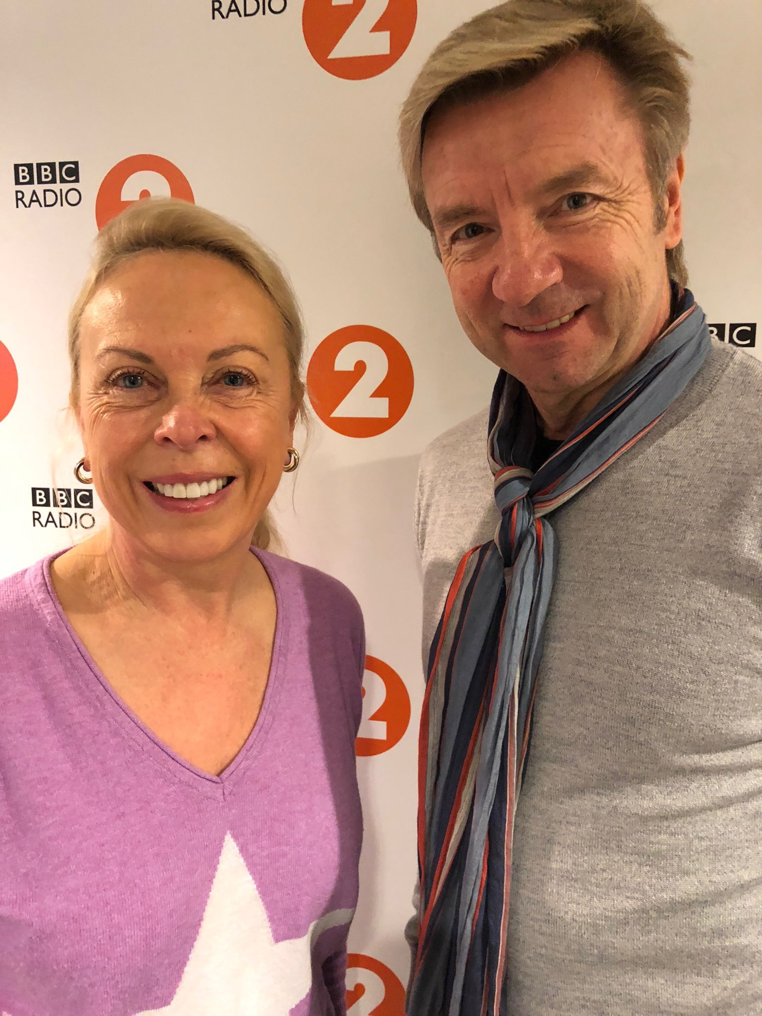 About to go on Radio 2 with Chris Evans 😊 https://t.co/gIeHhXLXpq