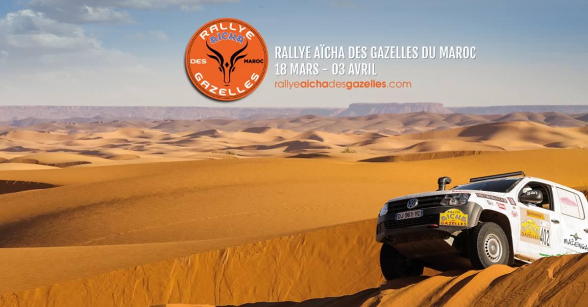 Combien coute le rallye des gazelles