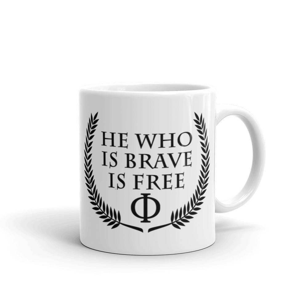 big shoots pa stoicism quote coffee mug seneca