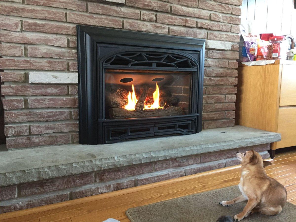 fireplace make gas napoleon fireplaces inserts center stoves ascent valor